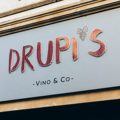 Drupi's Vino & Co. – E gudde Wäin a gudder Gesellschaft