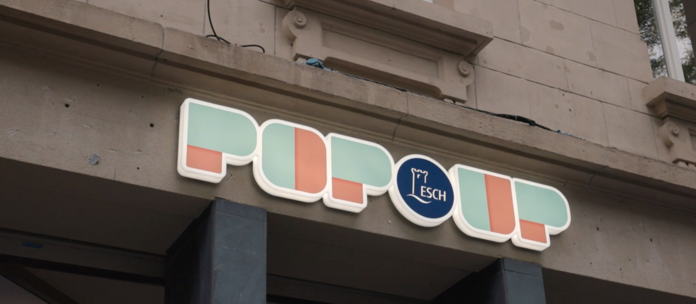 Pop-Up Esch