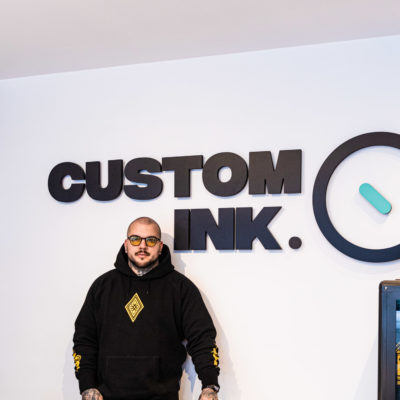 Custom Ink – Passion for Art