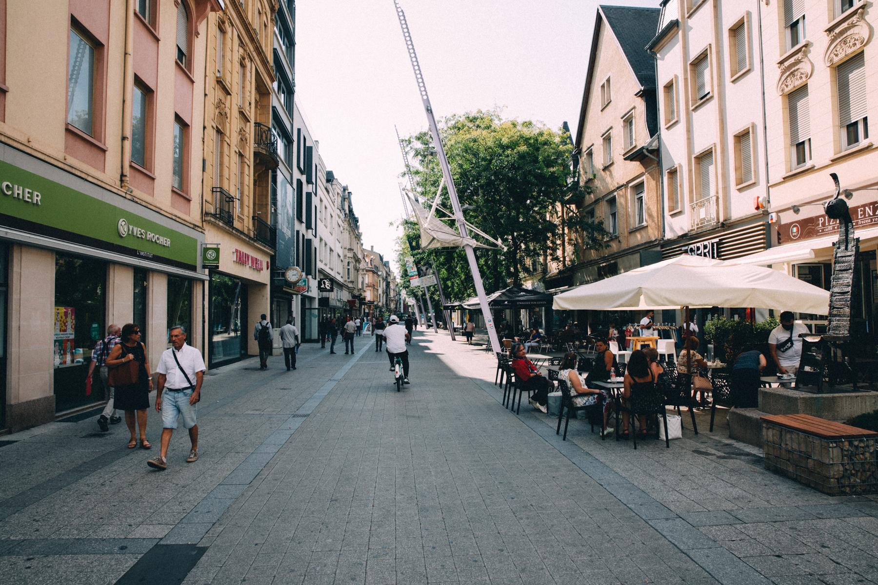 Esch 2030 : vers une ville attractive, cohésive, créative et durable