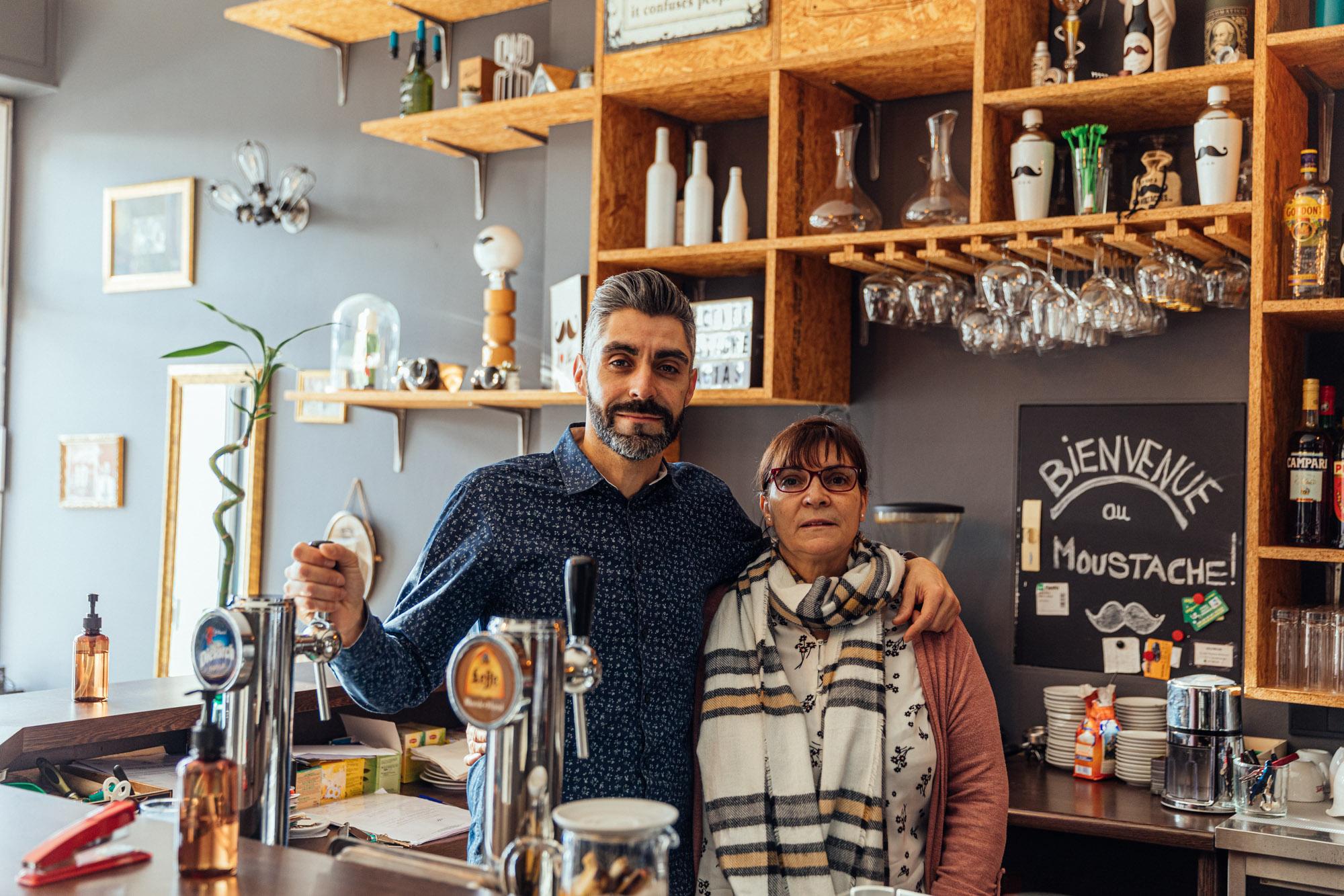 Restaurant Moustache – Eppes Guddes fir jiddereen!
