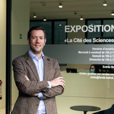 Exposition « la Cité des Sciences » à Belval