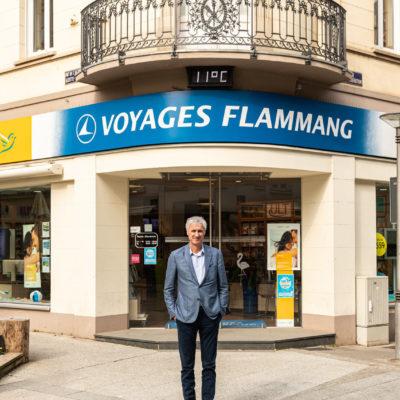 Voyages Flammang – Vun Esch aus rondërem d'Welt