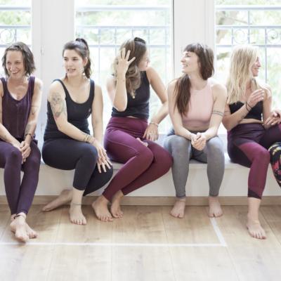 Yoga am Minett – Eng Communautéit