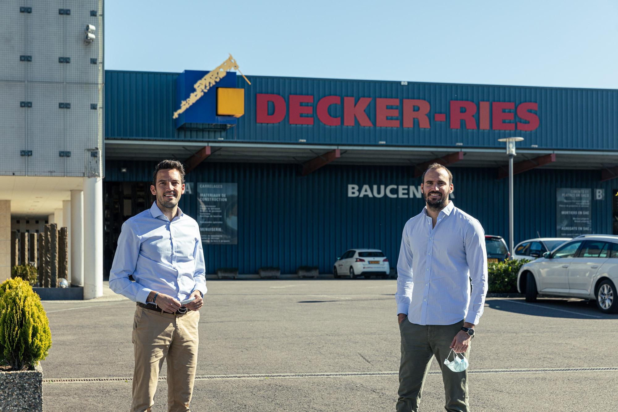 Baucenter Decker-Ries – E staarkt Fundament