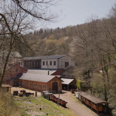 De Naturschutzzentrum Ellergronn – E gréngt Stéck Esch