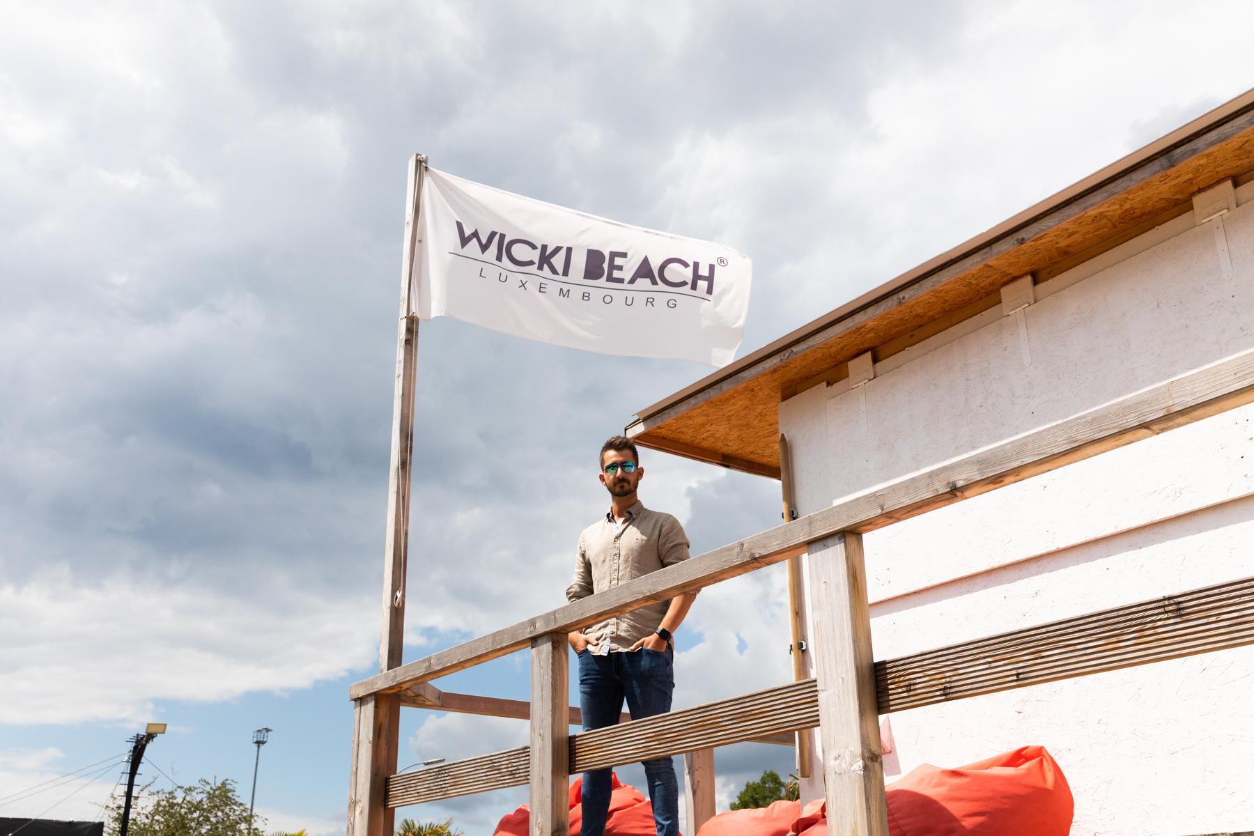 Wicki Beach – Sand, Sonn a gutt Stëmmung