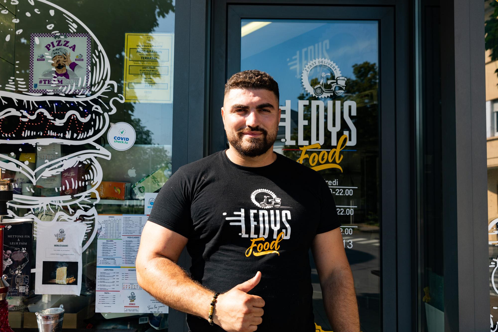 Ledy's Food – Hospitalitéit vum Balkan